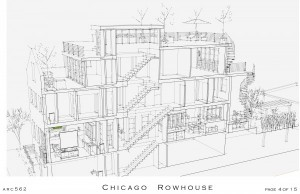 Row House Building Plans House Design Plans