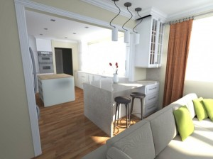 Kitchen Remodeling Contest Entry