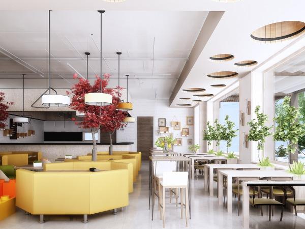Trends in restaurant design arcbazar