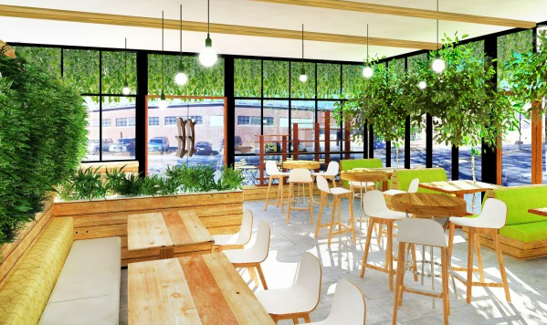 Trends in restaurant design arcbazar