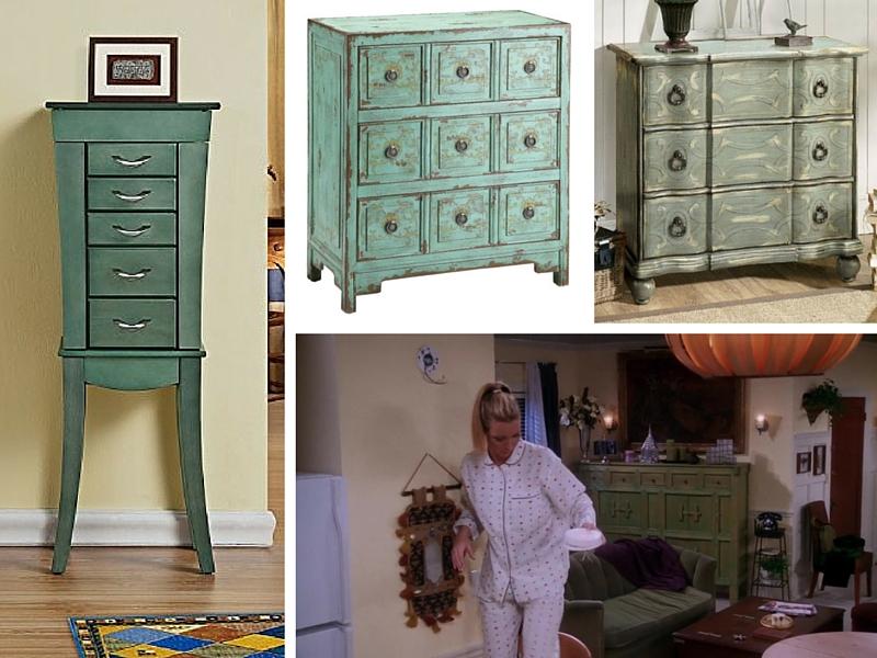 Phoebe inspired furniture