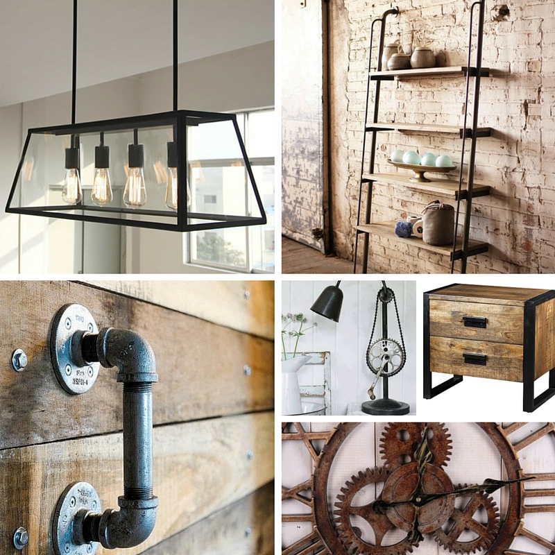 Upgrade Your Space With Elements Of Industrial Design