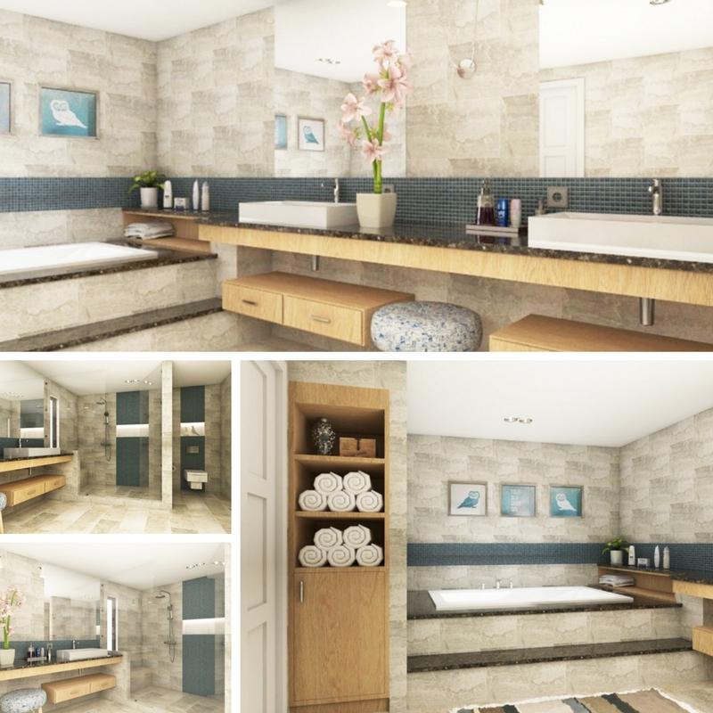 master bath design 7