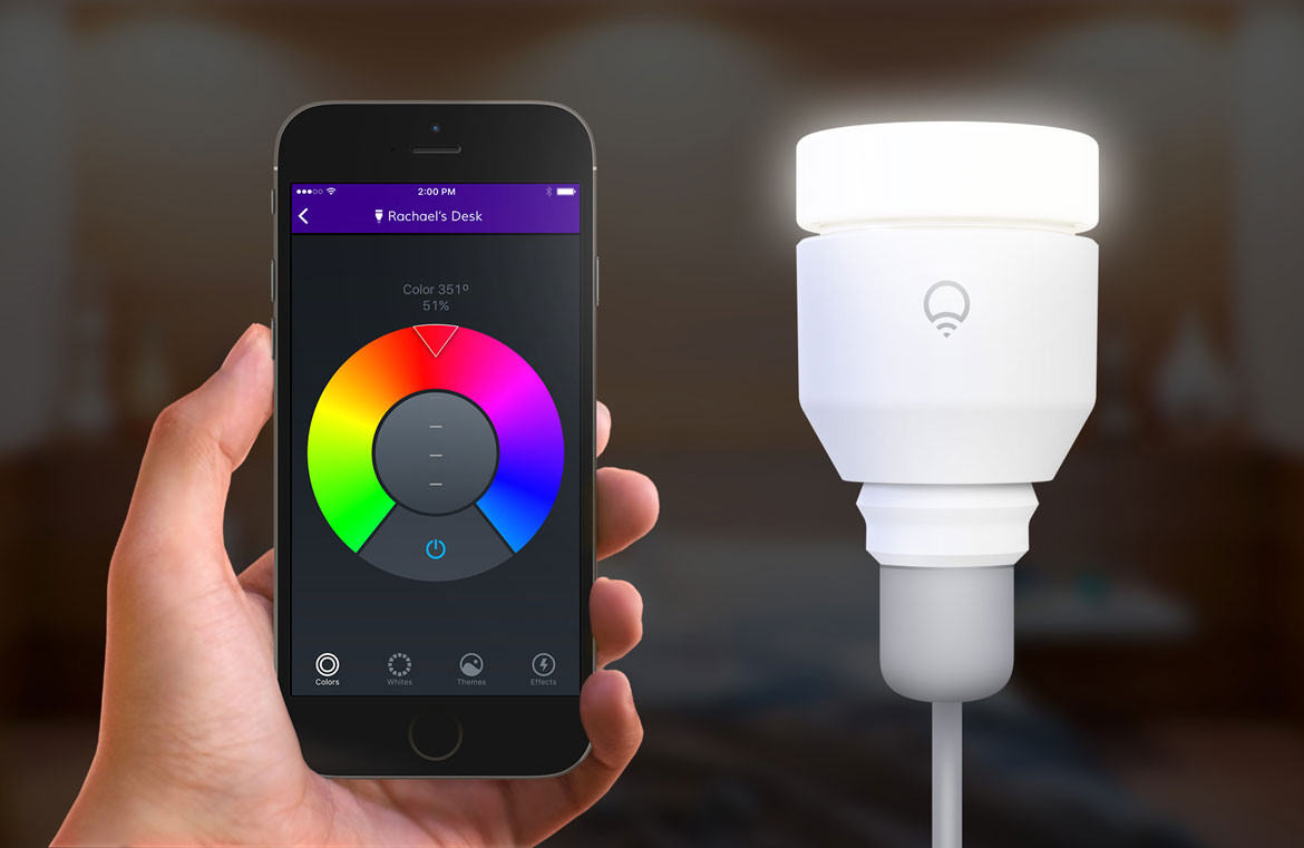 LIFx color home technology