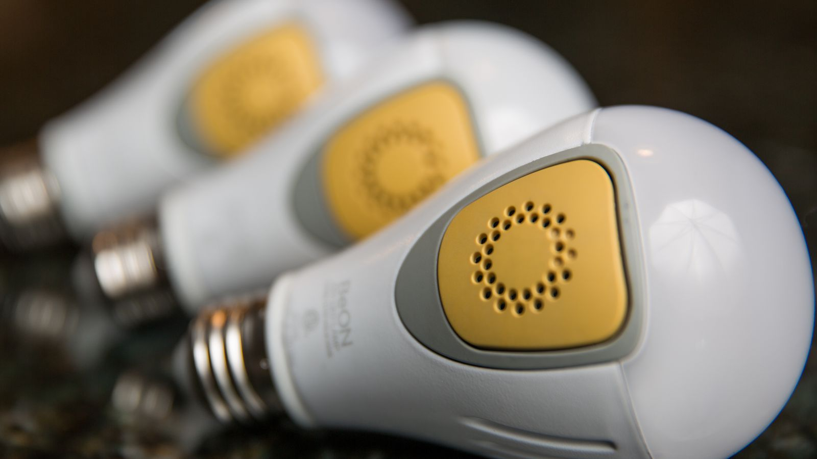 home technology light bulb