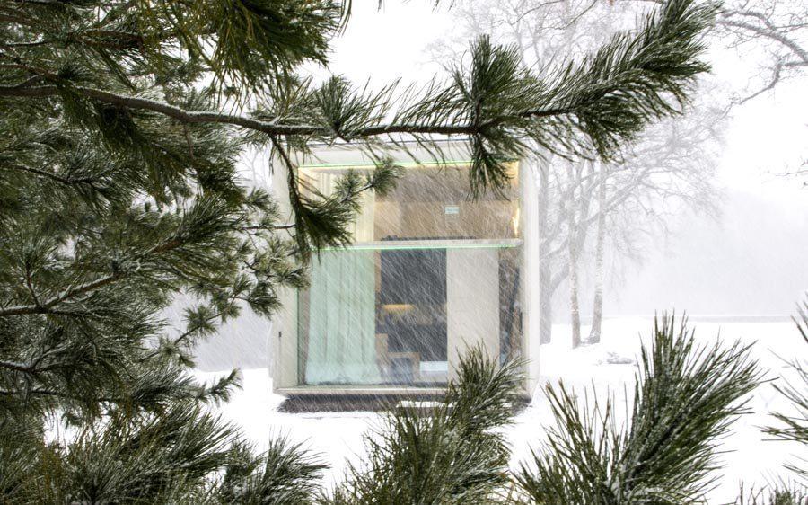 koda tiny house winter
