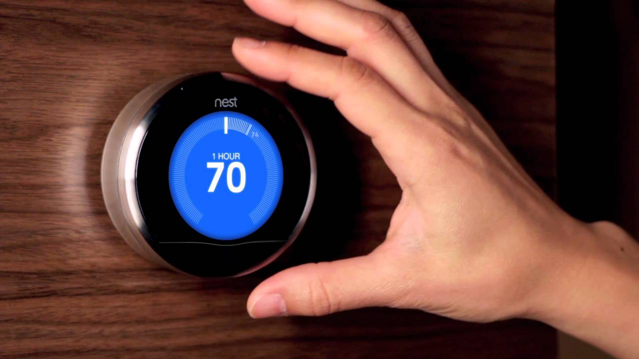 nest home technology